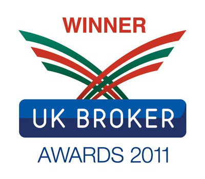 UK Broker Awards Winner 2011