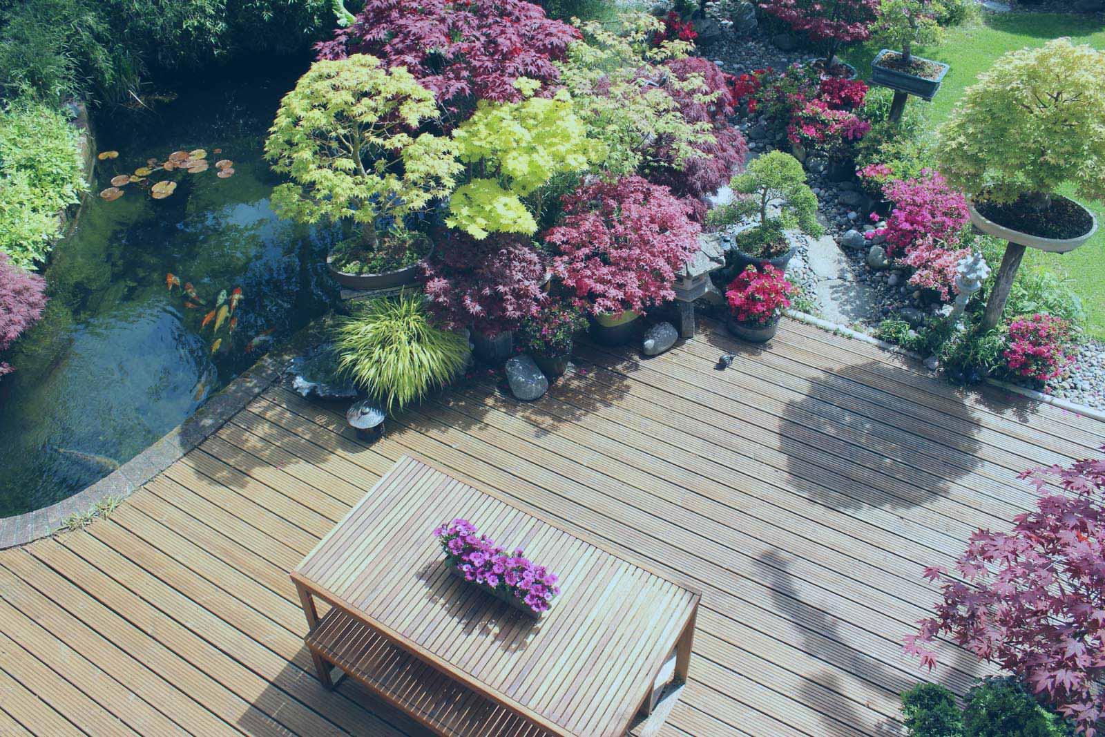 Bon Garden Designers   UK Special Risks   Specialist Commercial Insurance  Brokers